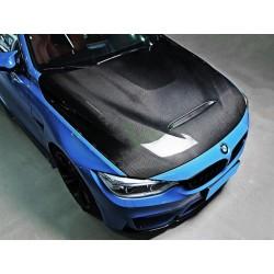 Carbon Motorhaube GTS Style BMW 4er F30/F32/F82/F83