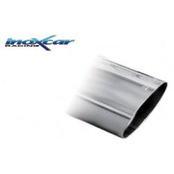 Inoxcar Endschalldämpfer Endtopf Endrohr VW Golf 2
