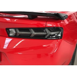 LED Rückleuchten Sequentiell Schwarz/Smoke Chevrolet Camaro