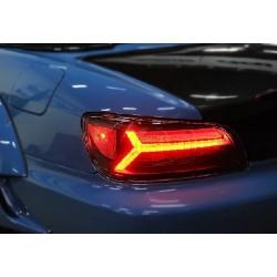 LED Heckleuchten Schwarz Honda S2000
