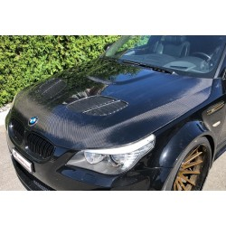 GTR Carbon Motorhaube BMW E60