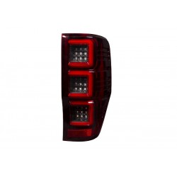 Ford Ranger T6 LED Heckleuchten Rot