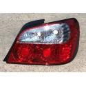 LED Rückleuchte rot klar Subaru Impreza 2001-2002