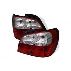 Rückleuchte rot-klar Subaru Impreza 2001-2002