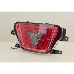 LED Nebellampe Rot Toyota Supra A90 inkl. E-Prüfzeichen