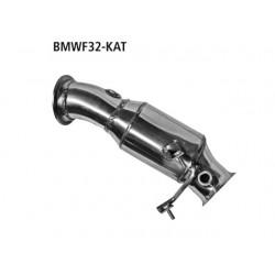 Bastuck Downpipe mit Sportkat BMW M235i
