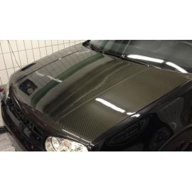 Carbon Motorhaube VW Golf 4