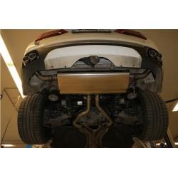FOX Duplex Endschalldämpfer BMW X5 F15