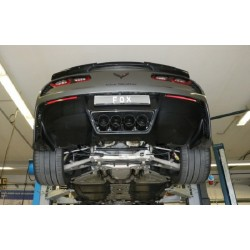 FOX Klappenauspuffanlage Corvette C7 | Z06