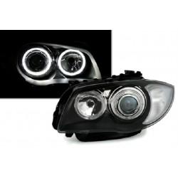 LED Angel Eyes Scheinwerfer BMW 1er E82