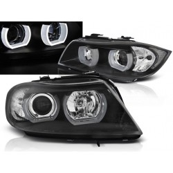 LED Angel Eyes Scheinwerfer BMW 3er E90