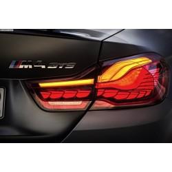 GTS OLED Lightbar Rückleuchten BMW M4 F82 LCI