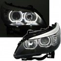 LED Angel Eyes Scheinwerfer BMW 5er E60