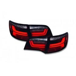 LED Lightbar Rückleuchten Audi A6 4F Avant