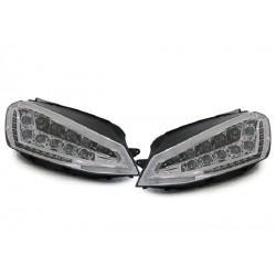 FULL LED Tagfahrlicht Scheinwerfer VW Golf 7