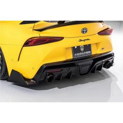 AIMGAIN Design Heckdiffusor Carbon Toyota Supra GR A90