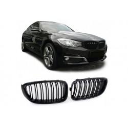 BMW 3er Gran Tourismo 2011- Carbon M3 Look Sportgrill Nieren Set
