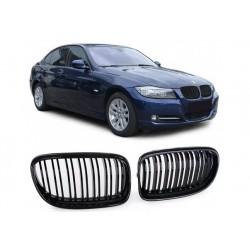 BMW 3er Limo 2008-2013 Carbon M3 Look Sportgrill Nieren Set