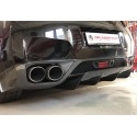 Liberty Walk Carbon Heckdiffusor Nissan GT-R R35