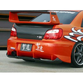 Chargespeed Carbon Heckdeckel Impreza 01-