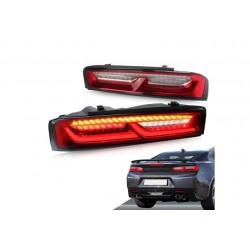 LED Lightbar Dynamic Rückleuchten Rot (US) Chevrolet Camaro