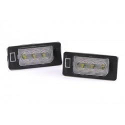 LED Kennzeichenbeleuchtung Audi A6