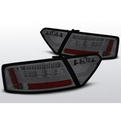 LED Rückleuchte Chrom Smoke Audi A5