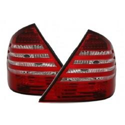 LED Rückleuchten Rot Mercedes E-Klasse W211 Limo