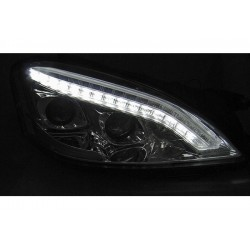 LED Rückleuchten Rot Mercedes S-Klasse