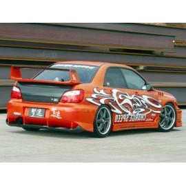 Chargespeed Spoilerstange hinten Subaru Impreza 2001-2006