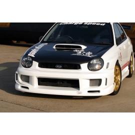 Chargespeed Spoilerstange vorne Subaru Impreza 2001-2002