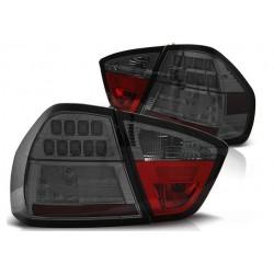 LED Lightbar Rückleuchten Smoke BMW E90