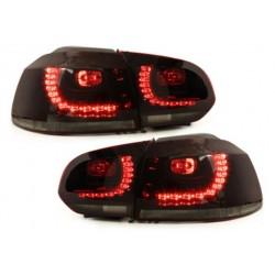 LED Rückleuchten Rot Smoke VW Golf 6 R