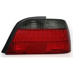 Rückleuchten Rot BMW E38