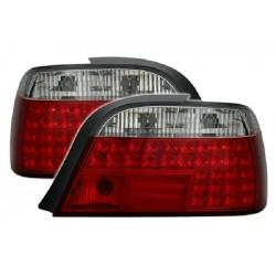 LED Rückleuchten Rot BMW E38