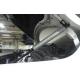 Carbon Haubendämpfer Honda Jazz 07- 10