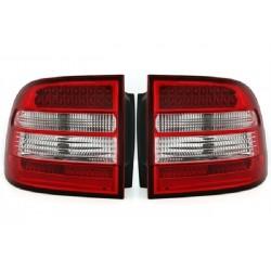 LED Rückleuchten Rot Porsche Cayenne