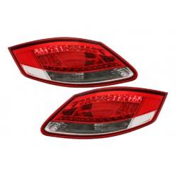 LED Lightbar Rückleuchten Rot Smoke Porsche Cayman