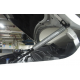 Carbon Haubendämpfer Mitsubishi Colt Plus