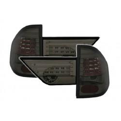 LED Rückleuchten Chrom Smoke BMW X3