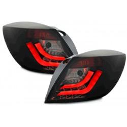 LED Lightbar Rückleuchten Smoke Opel Astra H GTC