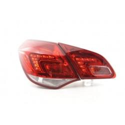 LED Rückleuchten Rot Opel Astra J