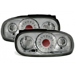 LED Rückleuchten Chrom Mazda MX5 NA