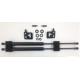 Carbon Haubendämpfer Nissan Skyline R32