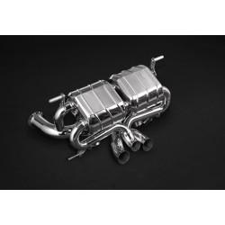 Capristo Sportauspuff Lamborghini Aventador S LP740
