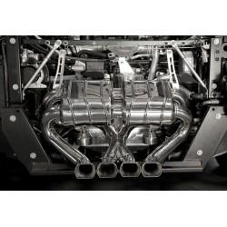 Capristo Sportauspuff Lamborghini Aventador LP-750 SV