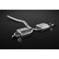 Capristo Sportauspuff Mercedes A45 CLA45 GLA45 AMG