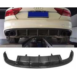 Carbon Heckdiffusor Audi A7 ab 2012