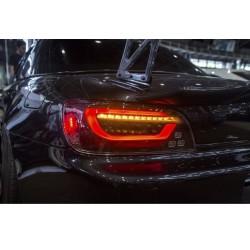 LED Rückleuchten schwarz klar Honda S2000