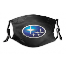 Subaru Mundschutz - Schutzmaske